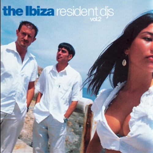 DJ Pippi & Cesar de Melero Ibiza Residents Vol.2