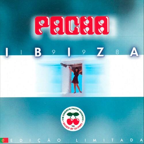 DJ Pippi Pacha Compilation 1998 Limitada
