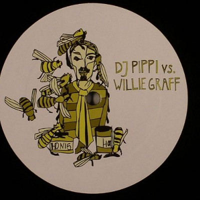 DJ Pippi VS Willie Graff Hyper Space