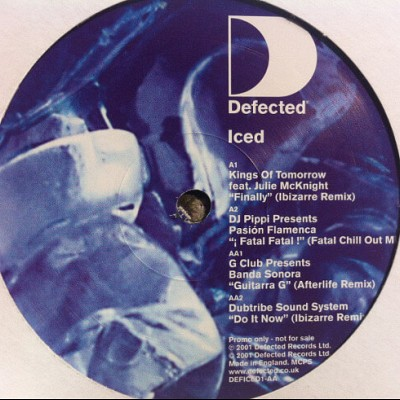 Defected Iced Single