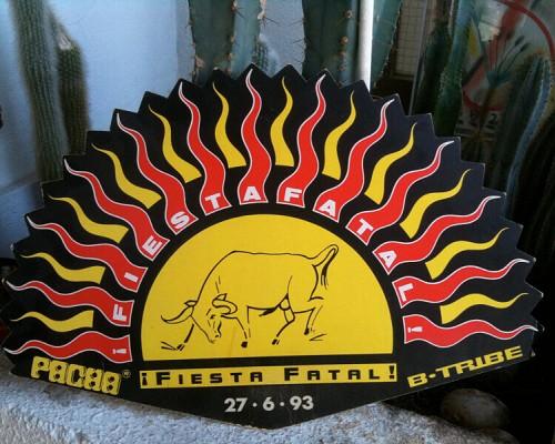 Fiesta Fatal Pacha Presentation 1993