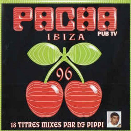 Pacha Ibiza 96 DJ Pippi