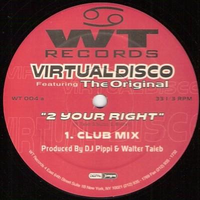 Virtual Disco